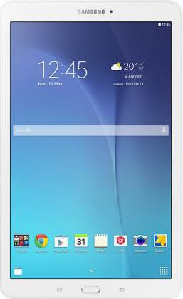 """Samsung Galaxy Tab E Tablet 9.6"""" Touch 8GB 5Mpx Wi-Fi GPS Android SM-T560NZWAITV"""