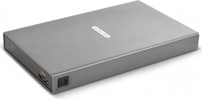 """Sitecom Case Hard Disk SATA 2.5"""" compatibile HDD  SSD Cavo USB - MD-397"""