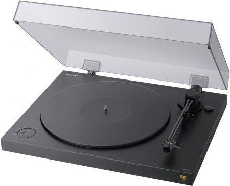 Sony Giradischi 33, 45 giri USB Windows Mac Colore Nero - PSHX500