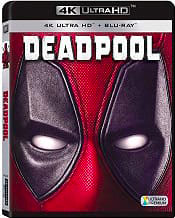 WARNER BROS 064009BU Deadpool. Film in Blu-Ray Lingua Italiano