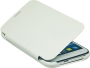 Mediacom M-G530FCW Cover Custodia Flip Case per PhonePad Duo G530 Bianco