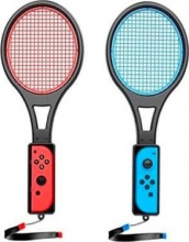 TWO DOTS TDGT0059 Racchette da Tennis per Nintendo Switch set 2 pezzi
