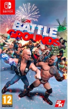 2K Games SWSW0203 Videogioco WWE 2K Battlegrounds  - Switch Sportivo 12+