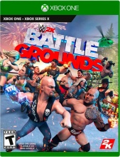 2K Games SWX10648 Videogioco WWE 2K Battlegrounds  - Xbox One Sportivo 12+