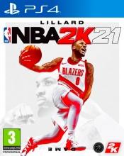 2K PS41410 NBA 2K21, Videogioco PlayStation 4 PS4 ITA Multiplayer