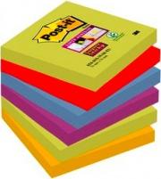 3M 28067 Confezione 6 Post-It Supsticky 654-6Ss-Mar-Eu
