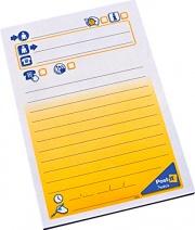 3M 56375 Confezione 12 Post-It Messaggio Telefonico 152 x 102