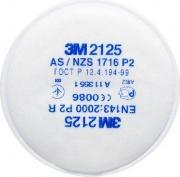 3M 7100015050 Filtri Polveri Nocive 2125