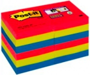 3M 76594 Confezione 12 Post-It Supsticky 622-12Ss-Jp