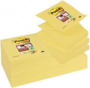 3M 81452 Post-It 12 confezioni SuperStir 350 Giallo Canary