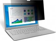 "3M TF125W9B Pellicola Antiriflesso per Schermi 12.5"" Touch Wide Laptop 16:9 7100168267"