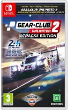 4Side 12020_EUR Videogames Switch Gear.Club Unlimited 2 Tracks