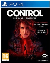 505 GAMES SP4C12 Control Ultimate Edition  - PlayStation 4 Azione 16+