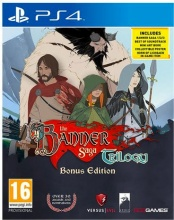 505 GAMES SP4B05 Videogioco The Banner Saga Trilogy Bonus Edition Videogioco PS4