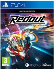 505 GAMES SP4R12 Videogioco per Redout Lightspeed Edition Videogioco PS4