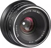 7Artisans 495041 Obiettivo per Fotocamera Milc Obiettivi Standard Nero