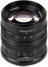 7Artisans 495256 Obiettivo per Fotocamera Milc Nero