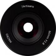7Artisans 495756 Obiettivo per Fotocamera Milc Obiettivi Macro Nero