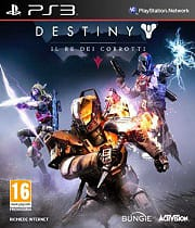 ACTIVISION Destiny: Il Re dei Corrotti PlayStation 3 PS3 ITA multiplayer 87438IT