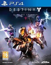 ACTIVISION Destiny: Il Re dei Corrotti PlayStation 4 PS4 ITA multiplayer 87442IT