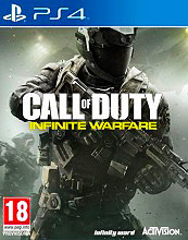 ACTIVISION Call of Duty: Infinite Warfare, Videogioco Playstation 4 PS4 87855IT