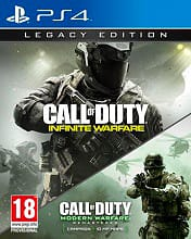 ACTIVISION Call of Duty: Infinite Warfare & Legacy Edition, PS4 Videogioco ITA