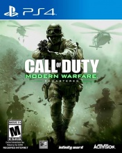 ACTIVISION 88074IT Call Of Duty Modern Warfare Remastered Videogioco PS4