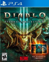 ACTIVISION 88214IT Diablo 3 PS4 Eternal Collection Playstation 4 Inglese