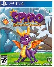 ACTIVISION 88237IT Spyro Reignited Trilogy Platform 7+ PS4