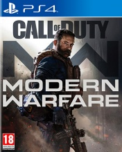 ACTIVISION 88418IT PS4 Call of Duty: Modern Warfare FPS 18+