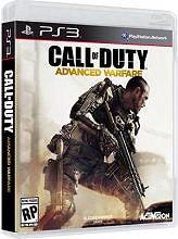 ACTIVISION Call of Duty: Advanced Warfare, PlayStation 3 PS3 ITA PS31474 87284IT