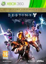 ACTIVISION X3601550 Destiny Il re dei corrotti Day One Edition Xbox 360 ITA