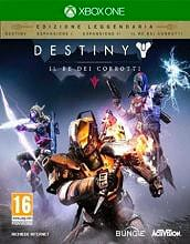 ACTIVISION XONE0184 Destiny Il re dei corrotti Day One Edition Xbox One ITA