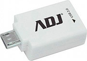 ADJ Cavo OTG Adattatore da Micro Usb 5pin a USB 2.0 colore Bianco 110-00029