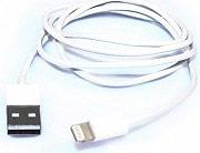 ADJ 110-00074 Cavo USB Compatibile dispositivi Apple lunghezza 1.5 metri Bianco
