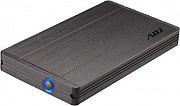 "ADJ Box Hard Disk Esterno 2.5"" Sata USB 3.0 HDD 12.5mm Office Series AH650"