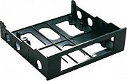 ADJ 120-00016 Supporto Adattatore Bracket 1 dispositivo 3.5 in 1 Bay 5.25