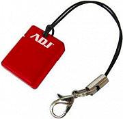 ADJ Card Reader Lettore Schede Esterno USB 2.0 Rosso CR923