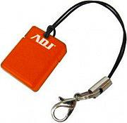 ADJ Card Reader Lettore Schede Esterno USB 2.0 Arancione CR923