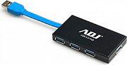 ADJ Hub USB 4 Porte USB 3.0 no alimentatore colore Nero - 143-00013 Pro Series