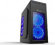 ADJ 200-00045 Case PC ATX No Alimentatore 1 USB 3.0 3 USB 2.0 colore Nero - 5911