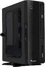 ADJ 200-00046 Case PC Alimentatore 250 W Mini ITX Porte USB 3.0 Ventola 4 cm