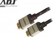 ADJ 300-00059 Adattatore da HDMI Type A a HDMI Type A Maschio 2 Mt