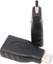 ADJ 320-00074 Adattatore da USB 3.1 Type A a USB 3.0 Type C colore nero