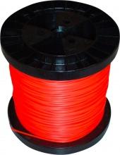 AGP KG2-LB4 Filo per Decespugliatore Nylon Quadro dimensioni Ø 3.5x130 mt
