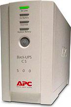 APC Gruppo di Continuità UPS 500VA Back-UPS 500 BK500EI