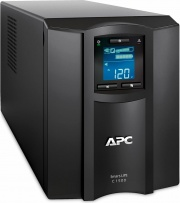 APC SMC1500IC Gruppo di Continuità 1500VA UPS 900 Watt 8 prese Mini Tower