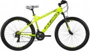 """ATALA 0115279215 Bicicletta Ruote 27.5"""" in Acciaio Gialla  Station"""