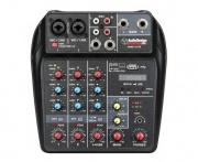 AUDIODESIGN PRO PAMX 1.21UK Mixer Dj Professionale 4 Canali Bluetooth  USB