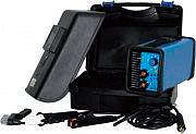 AWELCO Saldatrice Inverter elettrodo + Valigetta e Kit saldatura MIKRO 114